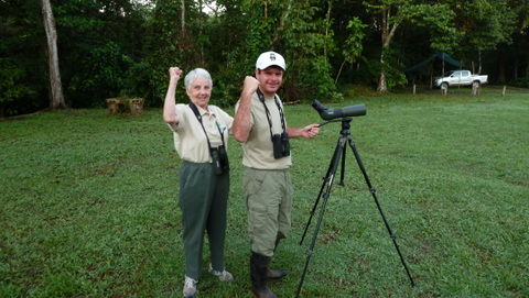 Birding in the Osa