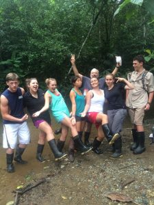 IMG Watershed students