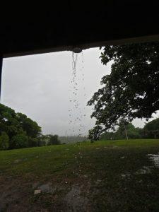 CR storm
